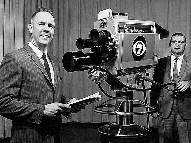 Начало телевещания в ФРГ