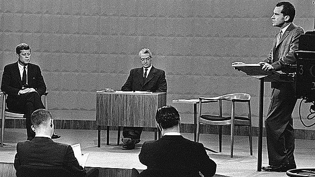Первые теледебаты