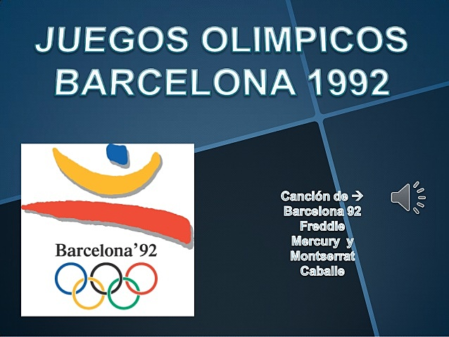 Olimpic Games BCN and Expo-Sevilla