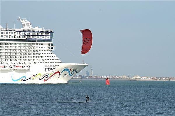 Norwegian Epic Cruise