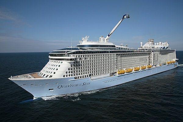 Quantum of the Seas Cruise