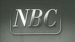 Первые регулярные передачи на NBC