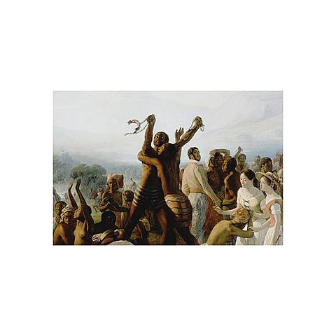 Eventos importantes: Fin de la esclavitud