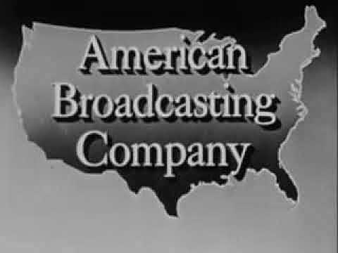Начало телевизионного вещания ABC