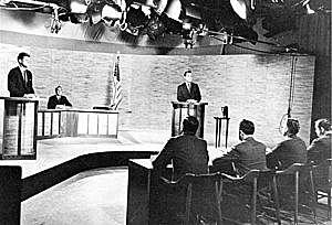 Первые теледебаты между кандидатами в президенты
