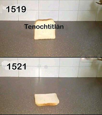 Caída de Tenochititlan