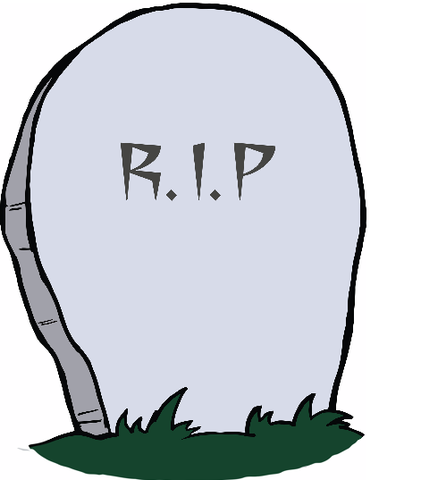 Death of my great grandma