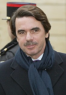 Jose Mª Aznar (PP) President