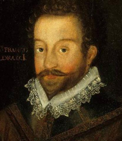 Sir Fancis Drake