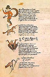 Lírica tradicional castellana