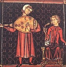 El mester de juglaría