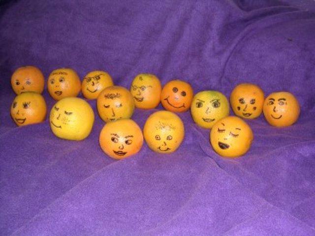 Week 8- Orange