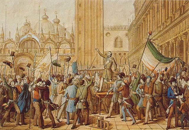 rivolta a Venezia