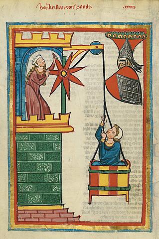 Poesía cortesana del siglo XV