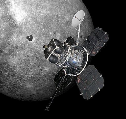 Lunar Orbiter 2