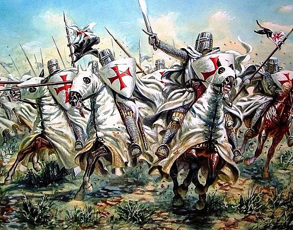 Anuncian la primera Cruzada