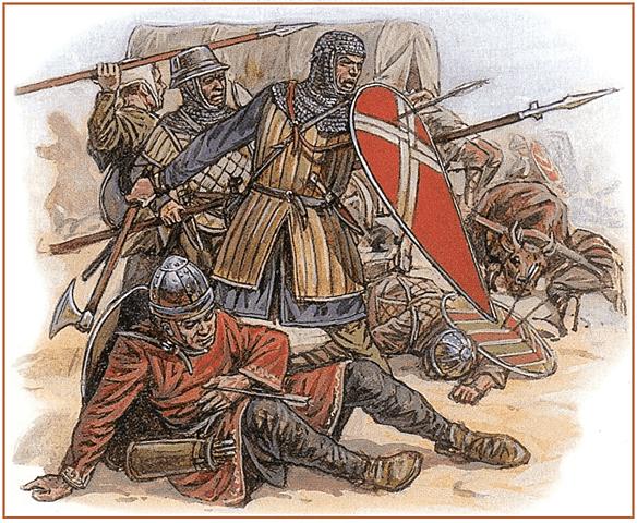Causas de la segunda cruzada
