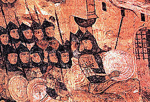 Ataque al I. Bizantino: