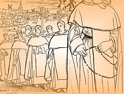 hermanos predicadores