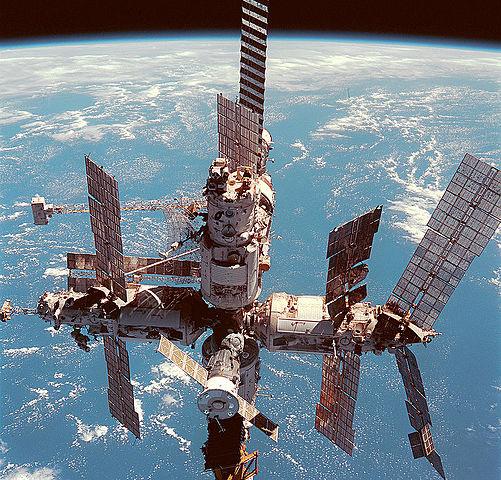Διαστημικός ΣταθμόςΜιρ
