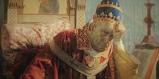 Eleccion del papa Bonifacio VIII