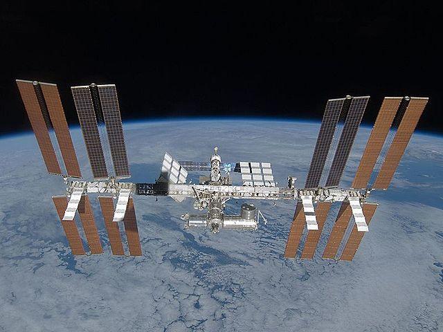 Διαστημικός ΣταθμόςISS