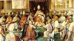 Se celebra el concilio de Vienne