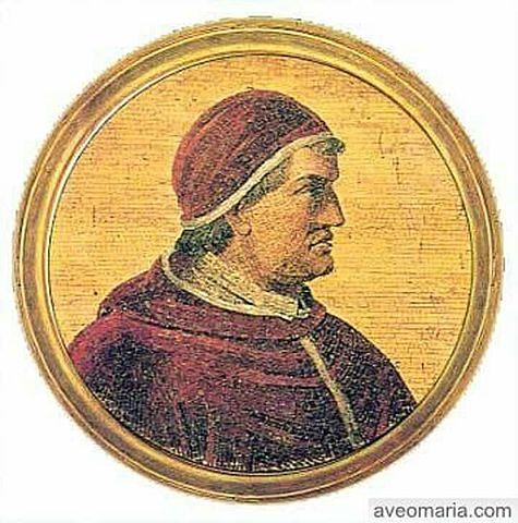 Muere el papa Urban VI y elección Bonifacio IX