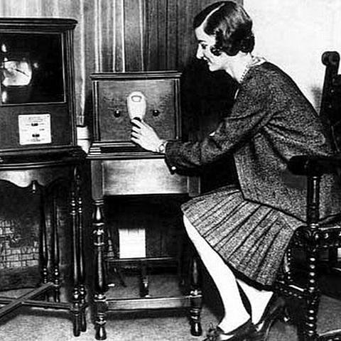 Экспериментальное телевещание в Германии