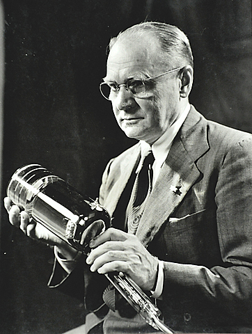 Зворыкин стал руководителем лаборатории электроники RCA
