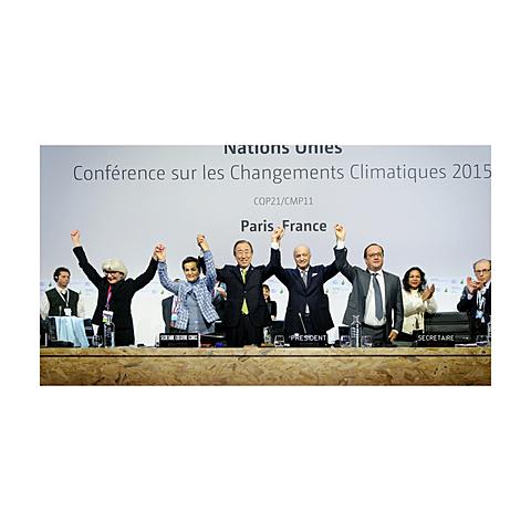 Eventos importantes: Acuerdo de París