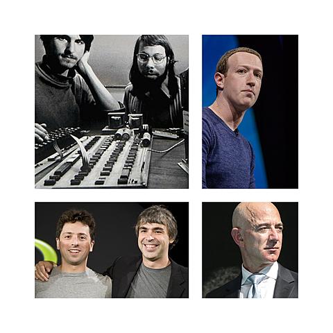 Autores importantes: grandes empresarios