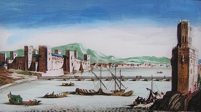se establece la santa inquisición en el castillo de San Jorge en Triana