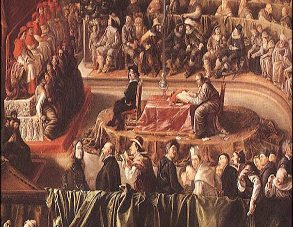 La Inquisición es totalmente abolida por decreto.