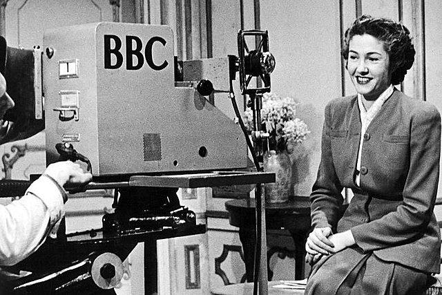 Зарождение ТВ в Великобритании