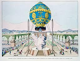 Montgolfier Hot Air Balloon      Aerospace History Timeline. (n.d.). Retrieved from https://www.aiaa.org/about/History-and-Heritage/History-Timeline