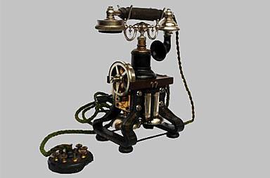 THE TELEGRAPH - Samuel Morse