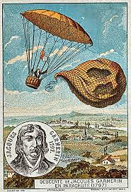 Jacques Parachute