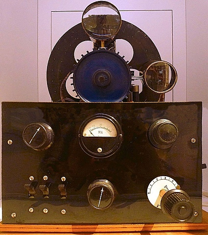 Изобретение сканирующего диска
