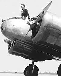 Amelia Earhart's Flight