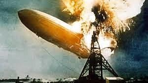 The Tragedy of Hindenburg.