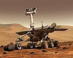 """Spirit"" The Rover"