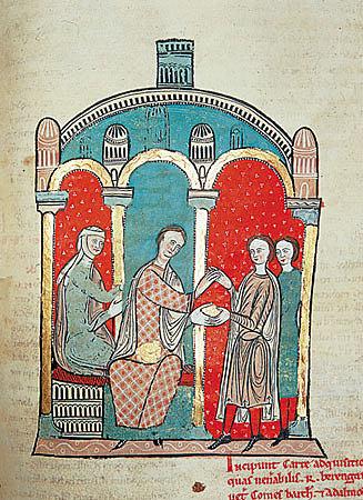 Ramon Berenguer I finalitza la revolució feudal