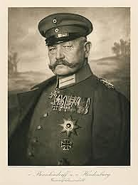 HINDENBURG PRESIDENT
