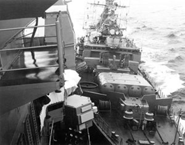 Two Soviet Ships Collide In the Black Ses