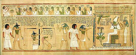 """Pintura """"Egipcia"""""""