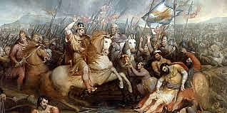 England Invasion by the Normans, Battle of Hastings