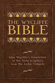 Death of John Wycliffe