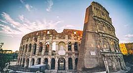 La Antigua Roma timeline