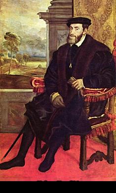 onderdeel keizer Karel V